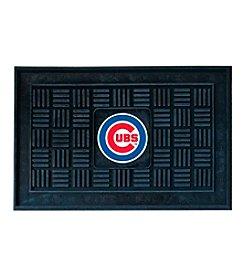 MLB® Chicago Cubs Medallion Door Mat