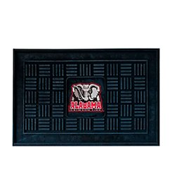 NCAA® University of Alabama Medallion Door Mat