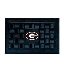 NCAA® University of Georgia Medallion Door Mat