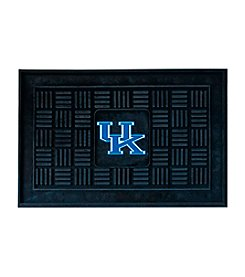 NCAA® University of Kentucky Medallion Door Mat