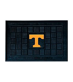 NCAA® University of Tennessee Medallion Door Mat