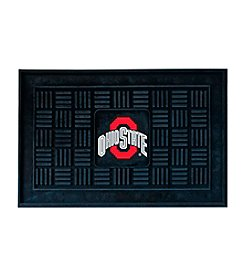 NCAA® Ohio State University Medallion Door Mat