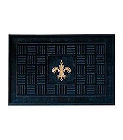 NFL® New Orleans Saints Medallion Door Mat