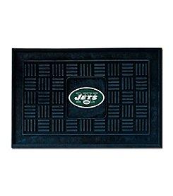 NFL® New York Jets Medallion Door Mat