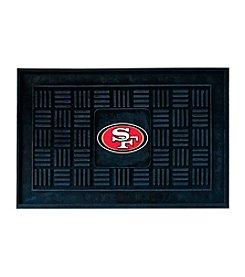 NFL® San Francisco 49ers Medallion Door Mat
