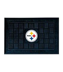 NFL® Pittsburgh Steelers Medallion Door Mat
