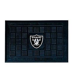 NFL® Oakland Raiders Medallion Door Mat