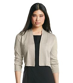 Calvin Klein Lurex Basic Shrug