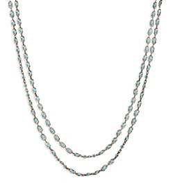 Lucky Brand® Goldtone Multi-Strand Necklace