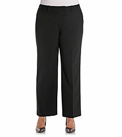 Calvin Klein Plus Size Madison Pants