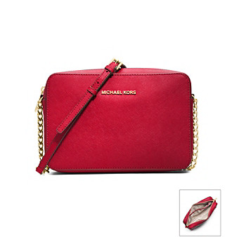 9af4036258ce UPC 889154552753 product image for MICHAEL Michael Kors® Jet Set Travel  Large East West Crossbody ...