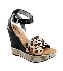 "Carlos by Carlos Santana ""Melinda"" High Heel Platform Sandals"