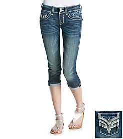 Vigoss® New York Roll Cuff Crop Jeans