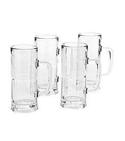 Libbey® Craft Brew 4-pc. Lager Stein Set