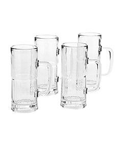 Libbey® Craft Brew 4-pc. Lager Stein Set