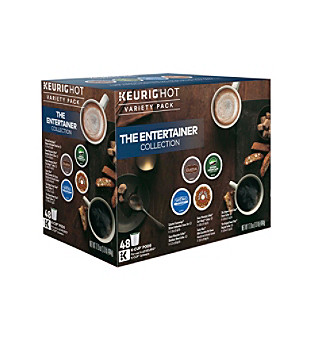 Keurig The Entertainer 48 Count K-Cup Variety Pack