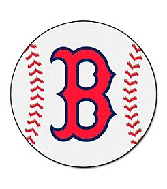 MLB® Boston Red Sox Baseball Round Mat