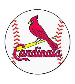 MLB® St. Louis Cardinals Baseball Round Mat