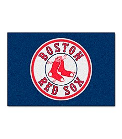 Boston Red Sox FANMATS® Baseball Starter Mat
