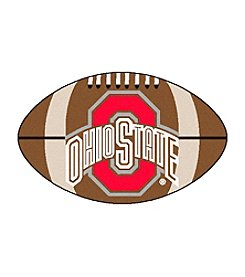 Ohio State University FANMATS® Football Mat
