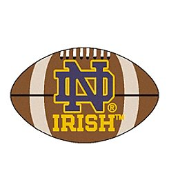NCAA® University of Notre Dame Football Mat