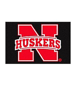 NCAA® University Of Nebraska Football Starter Mat