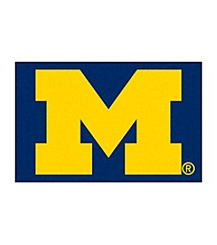 NCAA® University Of Michigan Football Starter Mat