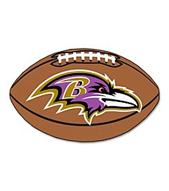 NFL® Baltimore Ravens Football Mat