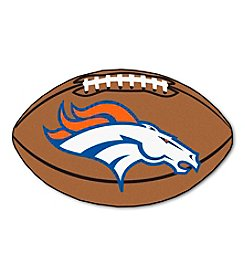 NFL® Denver Broncos Football Mat