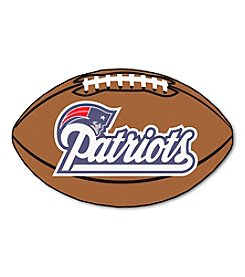 NFL® New England Patriots Football Mat