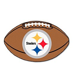 NFL® Pittsburgh Steelers Football Mat