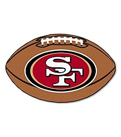 NFL® San Francisco 49ers Football Mat