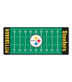 NFL® Pittsburgh Steelers Football Field Runner