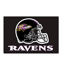 NFL® Baltimore Ravens Football Starter Mat