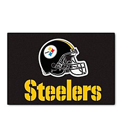 NFL® Pittsburgh Steelers Football Starter Mat