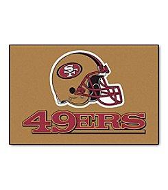 NFL® San Francisco 49ers Football Starter Mat