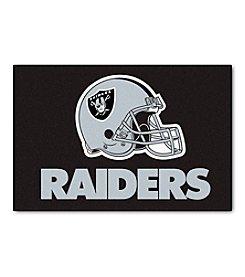 NFL® Oakland Raiders Football Starter Mat