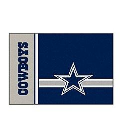 NFL® Dallas Cowboys Football Starter Mat