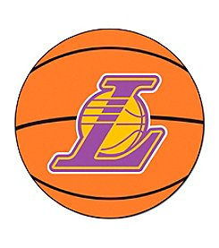 NBA® Los Angeles Lakers Round Basketball Mat