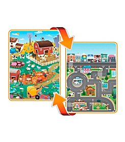 Prince Lionheart® playMAT Plus - City/Farm