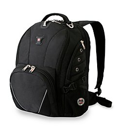 SwissGear® Black Backpack