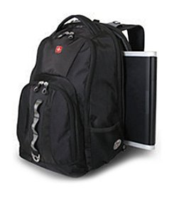 SwissGear® ScanSmart Black Backpack
