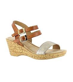"Bella Vita® ""Zucchero"" Casual Wedge Sandals"