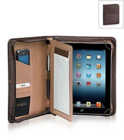 SOLO® Executive Vintage Universal Fit Padfolio