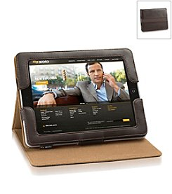 SOLO® Executive Vintage Fleece Booklet for iPad®