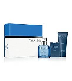 Calvin Klein ETERNITY AQUA for Men Fragrance Gift Set (A $125 Value)