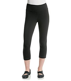 Exertek® Fitted Cropped Leggings