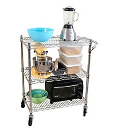 Oceanstar 3-Tier Heavy Duty All-Purpose Utility Cart