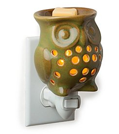 Candle Warmers Etc. Owl Pluggable Fragrance Warmer