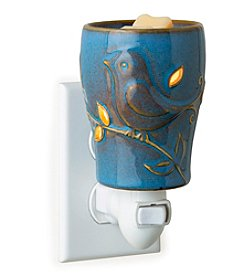 Candle Warmers Etc. Bluebird Pluggable Fragrance Warmer